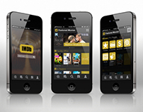 IMDb iOS Redesign