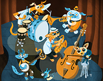 Dog 'n Cat Band!