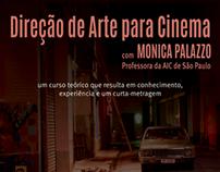 Direção de Arte para Cinema