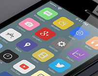 iOS7 Icon Redesign