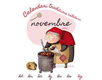 """Planner 2015 """"Popular Catalan Holidays"""""""