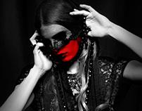 Black + Red