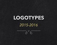 Logotypes 2015-2016