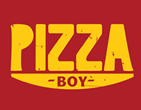 PIZZA BOY Packaging