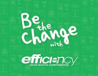 Efficiency Nova Scotia // Be the Change