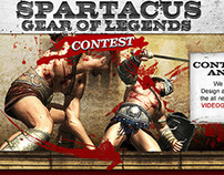 Spartacus, Gear Of Legends