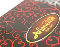 Packaging-Chocolates Avianense(EDIÇÃO CENTENÁRIA)