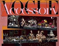 Vogue Italia accessory