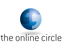 The Online Circle Logo