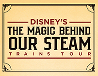 Disney's Behind Our Steam Trains Tour