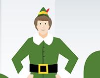 Elf - movie poster