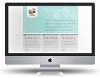 The Wag Pack | Web Design