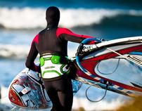 Documenting Windsurfing in Sweden - Winter season
