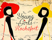 The Young Girls of Rochefort Film Key Art