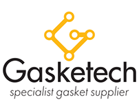 Gasketech Logo Design