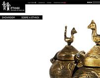 Ethnix Website