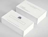 PRINT: EASTWOOD CARDS & LOGO