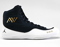 Andre Ward - Jordan Brand / Nike