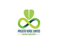 Logo Projeto Verde Juntos