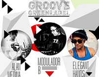 CHRITSMA´S PARTY ,POSADA GROOVE GREEN