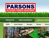 Parsons Outdoor Power Equipment