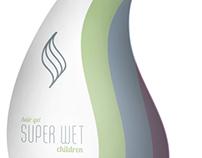Super Wet Hair Gel