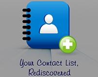 Platinum List App - Design, Launcher icon