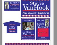 Campaign for City Councilman Stevie VanHook