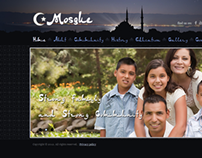 Mosque HTML5 Template 300111470