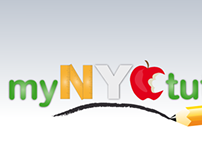 Logo / Web Graphics - My NYC Tutors