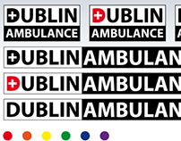 Dublin Ambulance - Logo Design
