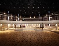 Concerthall Palladium in Riga