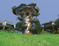 Robb Report Custom Tree House