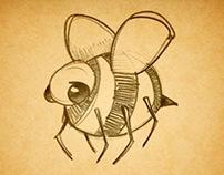 Die kleine Hummel Summherum