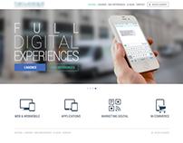 Agency webdesign