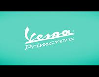 Vespa Primavera 2013 Teaser