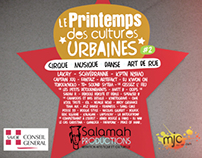 Le Printemps des Cultures Urbaines