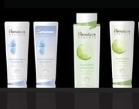 Himalaya Herbals - Cosmetics Packaging