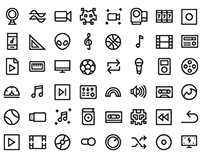 +1900 Free Multimedia Windows Icons