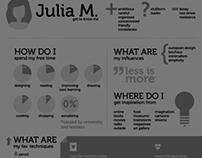 Inforgraphics / Self
