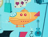 Convite Design Gráfico - Turmas 2013