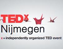TEDx Nijmegen 2013 bumper
