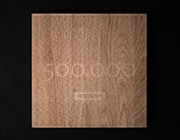500K plaque