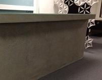 Cazana beton disk / bar