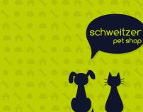 Brand Identity Pet Shop Schweitzer