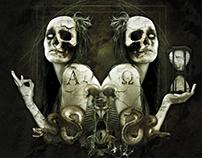 """Joyless Jokers """"Taste of Victory"""" album artwork"""