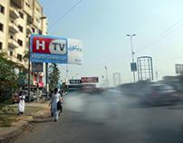 Hoardings For HTV November 2013