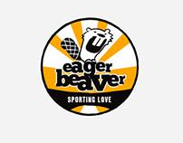 Eager Beaver - Logo Design / Branding