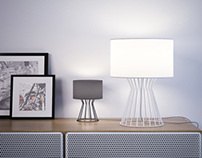 Narcisa, table lamp