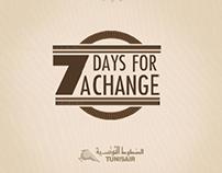 Tunisair- 7 days to change